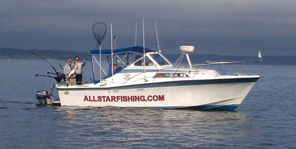 Seattle Fishing boat Morning Star